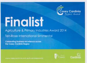 CaseyCardinia Business Awards 2014