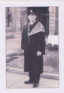 Dr Peter Trevan Graduate Melbourne Uni.  Dental Surgeon. 1966